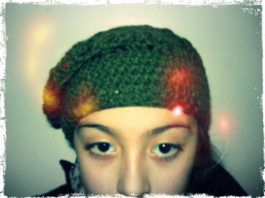 Boina de lana niña - Color a elección - Gorritos de Lana - Duwen f9cf572582b