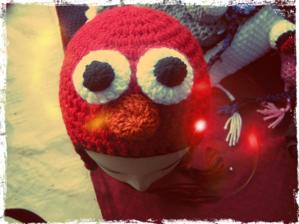 Gorro de lana Elmo - Gorritos de Lana - Duwen 3ab54c0d54a